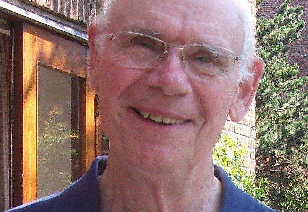Pater Ruud Hogervorst